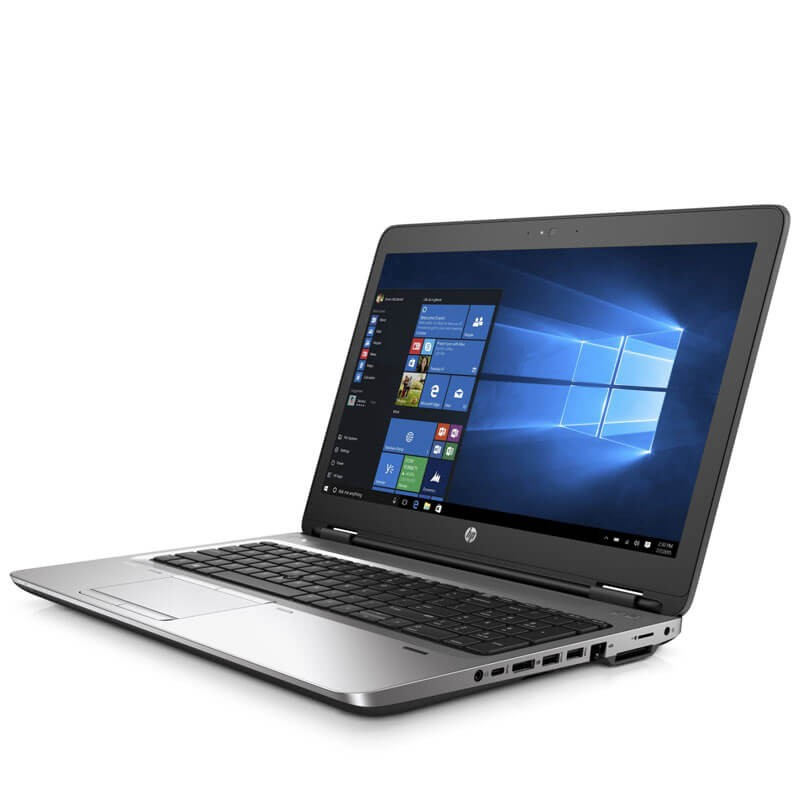 Laptopuri SH HP ProBook 650 G2, Intel i5-6200U, 256GB SSD, 15.6
