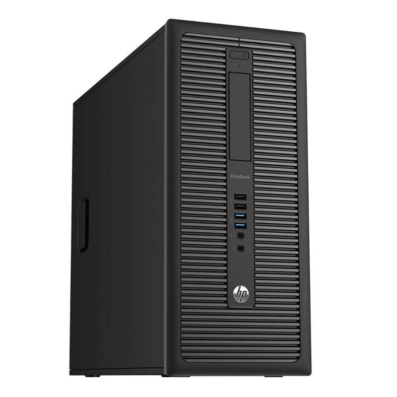 PCsecond hand HP EliteDesk 800 G1 MT, Quad Core I5-4570 Gen 4