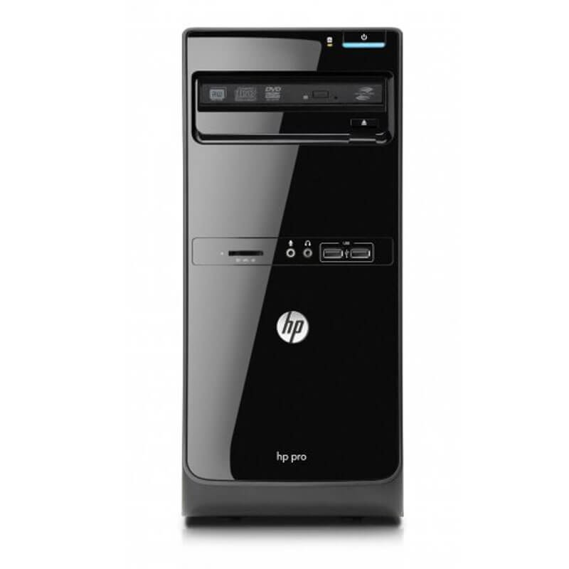 PCsecond hand HP Pro 3400 MT, Intel Core i3-2100