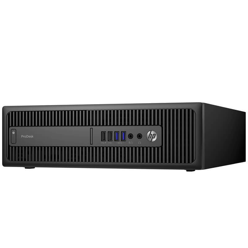PCSecond Hand HP ProDesk 600 G2 SFF, Quad Core i5-6400, 8GB DDR4